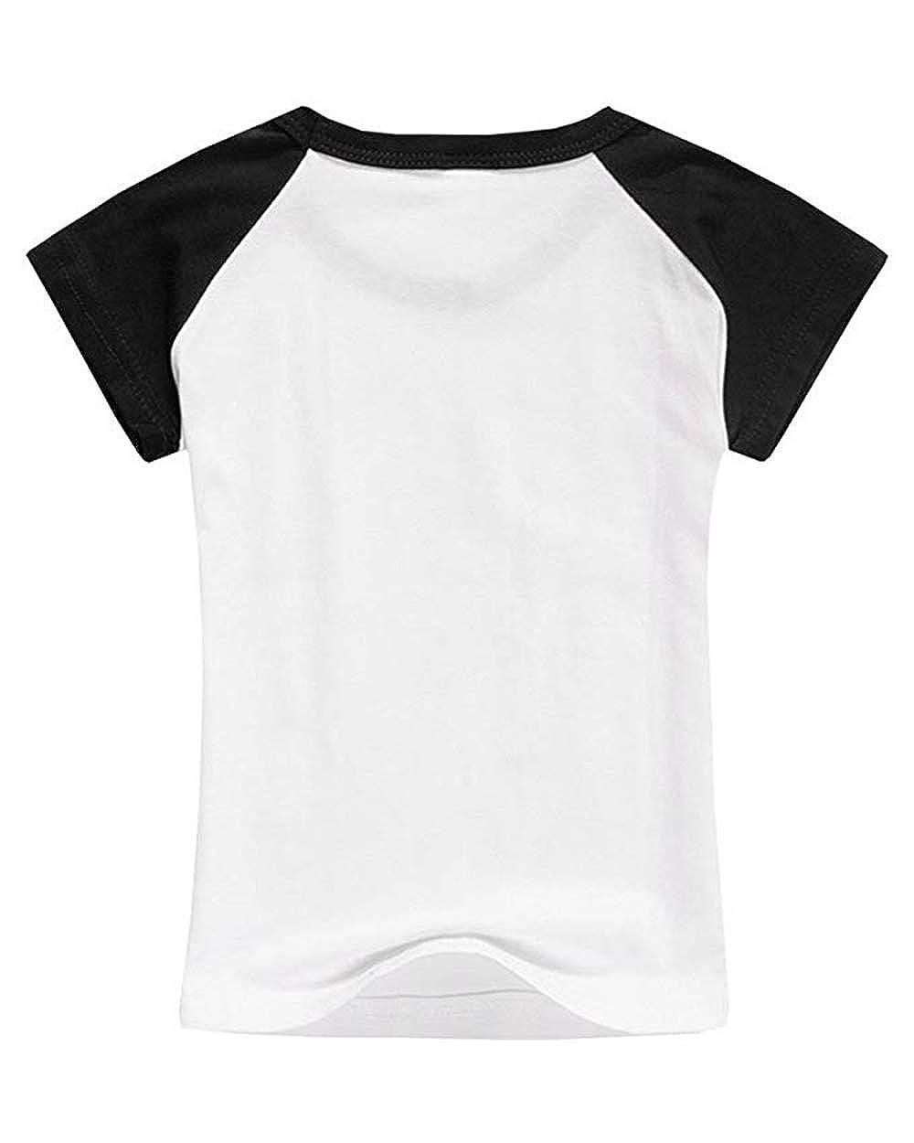 Xuforget Broad City Womens School Short Sleeve Baseball T Shirts