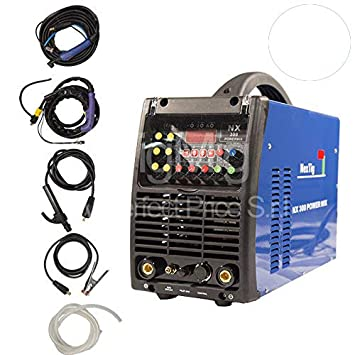NX 300 Power Mix - Inverter Multi Processo 4 x 1 - Soldadura TIG ...