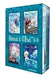 Anna & Elsa: Books 5-8 (Disney Frozen) (A Stepping Stone Book(TM))