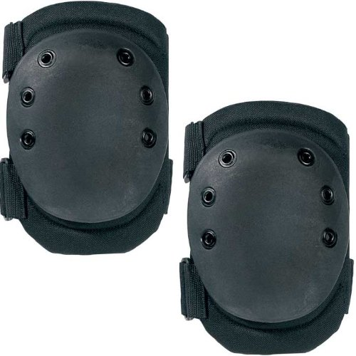 ULTRA FORCE MULTI-PURPOSE SWAT KNEE PADS - Color: Black