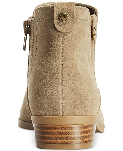 Giani New Bernini Ankle Foam Booties Taupe Falica Memory AgAwr47q