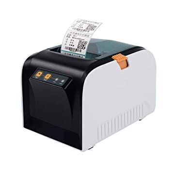 YHML 80Mm De Código De Barras Etiqueta De La Impresora ...