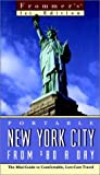 Portable New York City from $80 a Day, Frommer's Staff, 0028634462