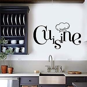 HNXDP Etiqueta de Cocina Toque Cocina de Alta Calidad ...