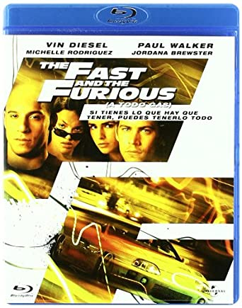 Amazon.com: Pack The Fast And The Furious - La Saga Completa: Movies & TV