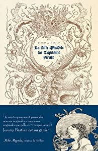 vignette de 'La fille maudite du capitaine pirate n° 1 (Jeremy A. Bastian)'