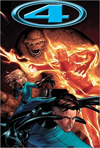 Image result for Fantastic four Wolf at the door