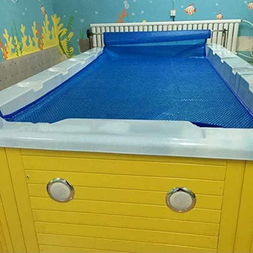 プールカバー テーピングエッジ付きプールカバー、長方形のプールカバー家族のフレームプール用の防雨ダストカバー、温水浴槽カバー (Size : 3m × 6m(10ft×19ft))
