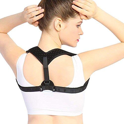 Posture Corrector Posture Brace Back Support Sh...