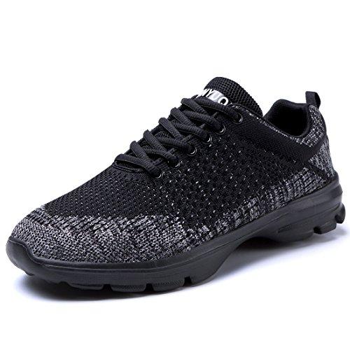 Ritiriko Chaussures 39 de Gris Homme Running 2018 Gris pour GB01 Noir rqRwSr