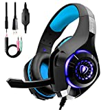 Best Headset For Xbox Ones - Beexcellent Gaming Headset for PS4 Xbox One Bass Review