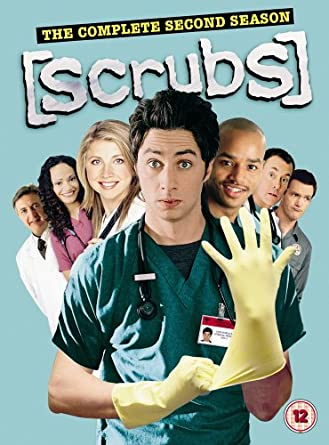 Image result for Scrubs series
