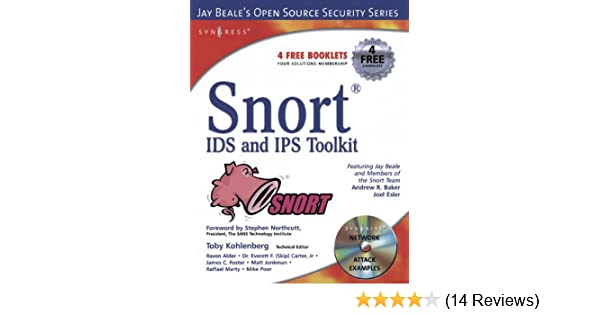 Amazon snort intrusion detection and prevention toolkit ebook amazon snort intrusion detection and prevention toolkit ebook brian caswell jay beale andrew baker kindle store fandeluxe Choice Image