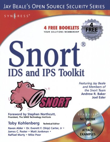 Snort Intrusion Detection and Prevention -