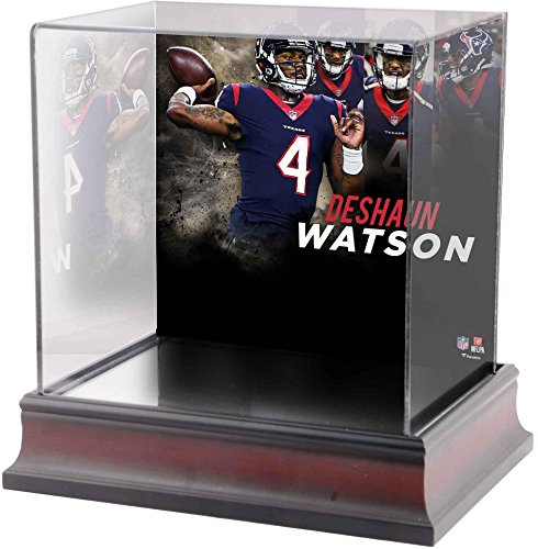 Sports Memorabilia Deshaun Watson Houston Texans Deluxe Mini