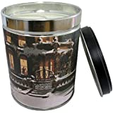 Our Own Candle Company Winter Wonderland Scented Candle in 13 Ounce Tin with a Snow Scene Label