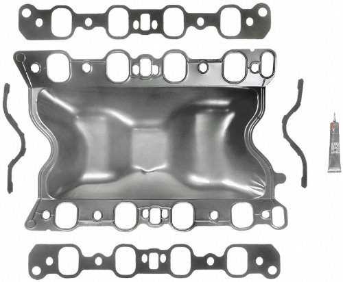 Fel-Pro MS 96013 Intake Manifold Valley Pan Gasket Set