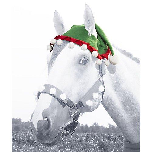 JT International Holiday Elf Horse Hat