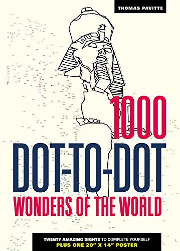 (1000 Dot-to-Dot: Wonders of the World )