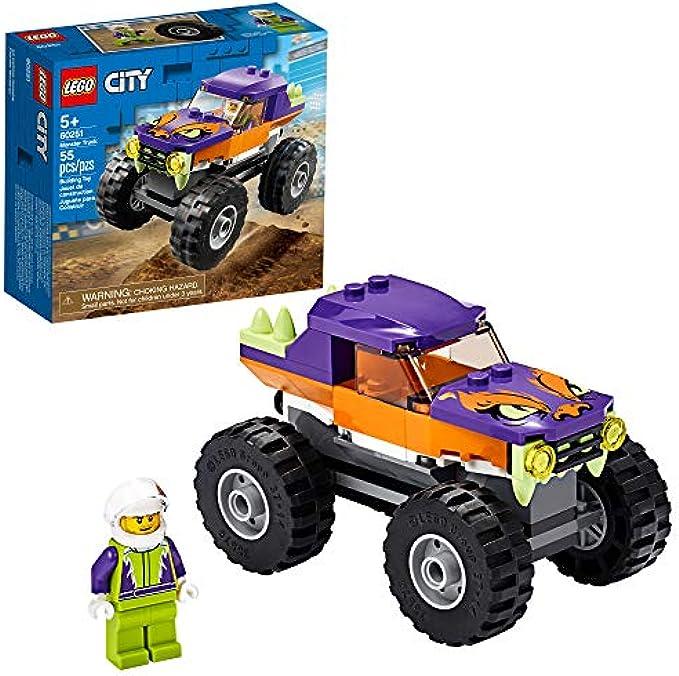(new 2020)  משאית כביש 60251 LEGO City