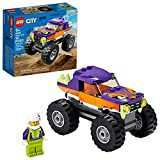 Toys : LEGO City Monster Truck 60251 Playset, LEGO Building Sets for Kids, New 2020 (55 Pieces)