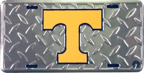 University of Tennessee Volunteers Big Orange Collegiate Embossed Vanity Metal Novelty License Plate Tag Sign 2575