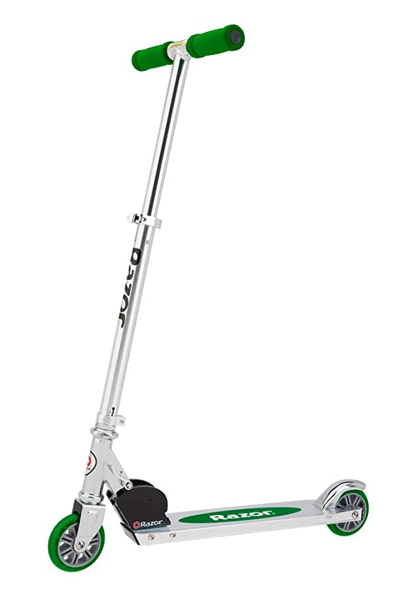 Razor A Kick Scooter, Green