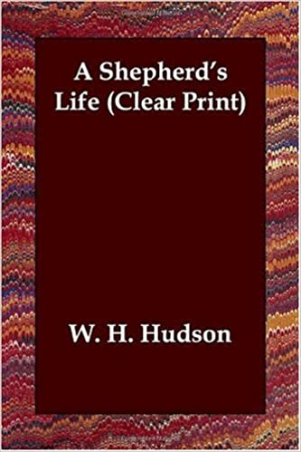 Book A Shepherd's Life (Clear Print)