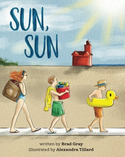- Sun, Sun: The Joy of a Summer Day at the Beach ... A stunningly illustrated, fun and delightful rhyming book for Kids 2-6 (perfect for bedtime and early reading)