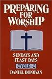 Preparing for Worship, Daniel Donovan, 0809135078