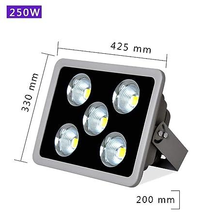 XEX Proyector LED, luz de Seguridad Reflector IP65 a Prueba de ...