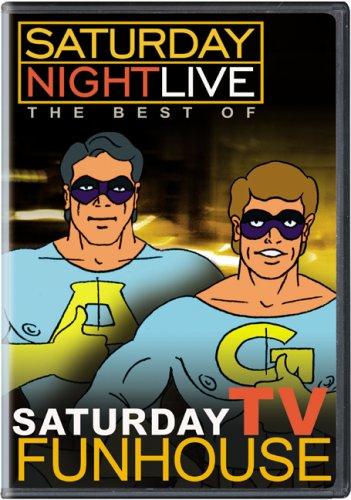 Saturday Night Live - The Best of Saturday TV Funhouse - Tv Funhouse