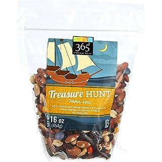365 Everyday Value Trail Mix, Treasure Hunt, 16 oz