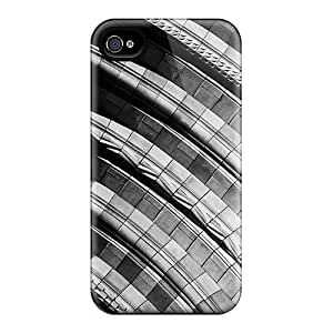 Tpu Case For Iphone 4/4s With Fancy Ceiling
