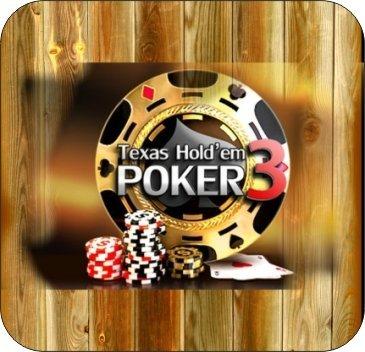 4コースターのセットのコルクBacking Poker GameテキサスHoldemゲーム   B078YBRCP3