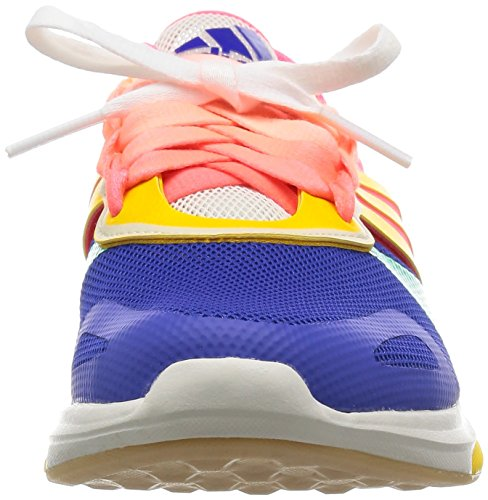 Af5918 adidas Running Yvori Trainers Yellow Blue Sneakers Stellasport Red PP8qnzA