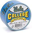 Duck Brand 240387 UCLA College Logo Duct Tape, 1.88-Inch by 10 Yards, Single Roll