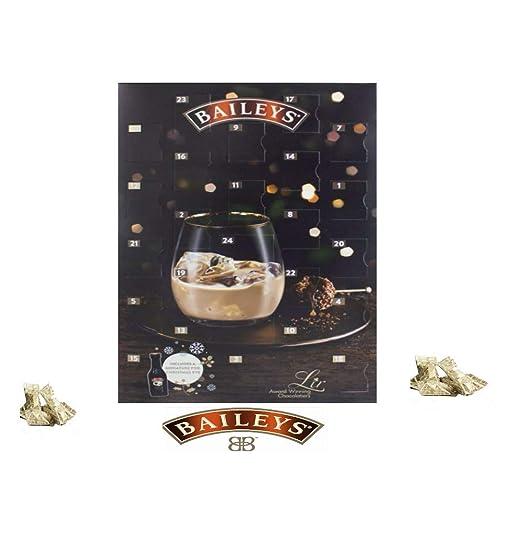 Baileys Chocolate Advent Calendar + Baileys Mini Truffle Cracker - El único regalo de Navidad de