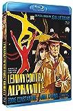 Lemmy Contra Alphaville BD 1965 Alphaville, une étrange aventure de Lemmy Caution