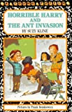 Horrible Harry and the Ant Invasion, Suzy Kline, 0140329145