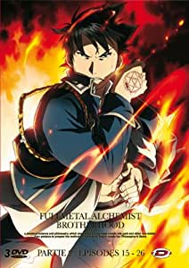 Fullmetal Alchemist : Brotherhood - Coffret 2/5