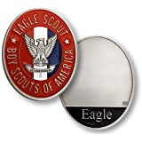 Eagle Scout Nickel Challenge Coin