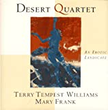 Desert Quartet, Terry T. Williams, 0679439994