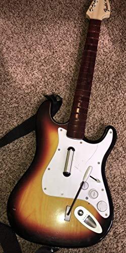(Rock Band - Wireless Fender Stratocaster Guitar PS3 Controller for PlayStation 3 - Sunburst)