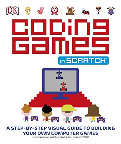 Read Online Coding Games in Scratch PDF