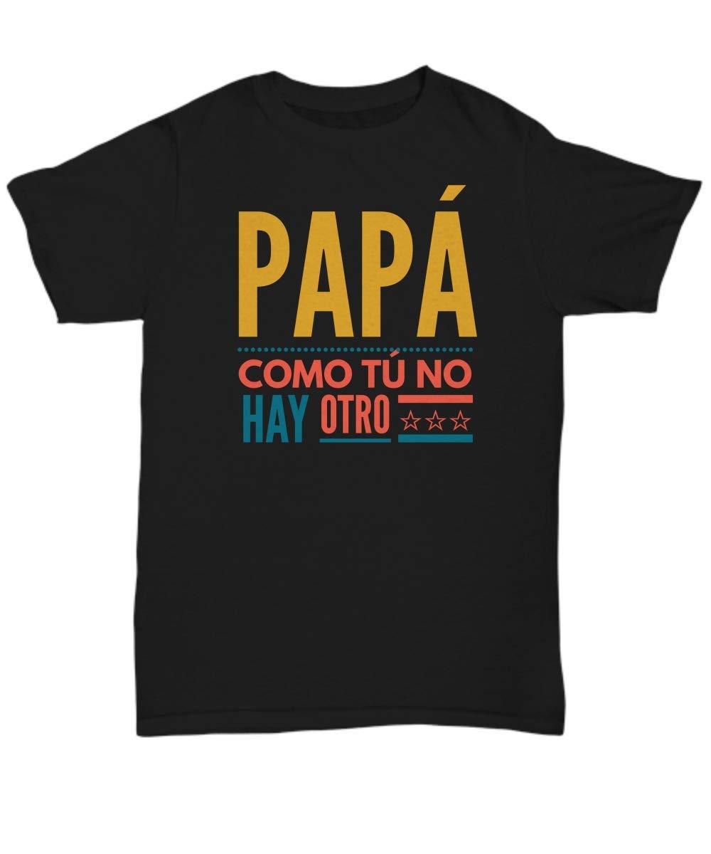 Regalo Para Papa Camiseta Personalizada Padre Camisa De Entrenamiento Unisex Ts