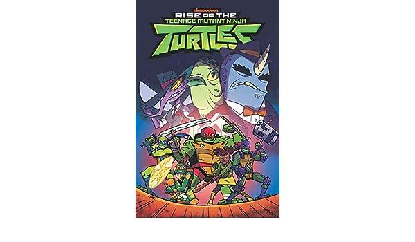 Rise of the TMNT: Sound Off! (Teenage Mutant Ninja Turtles ...