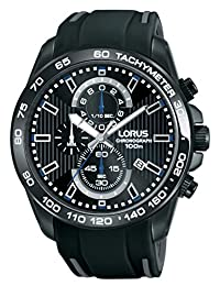 Lorus Sport RM385CX9 Mens Chronograph very sporty