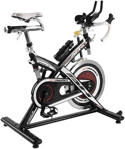 BH Fitness H9175T - Bicicleta fitness de interior, Negro (Schwarz ...