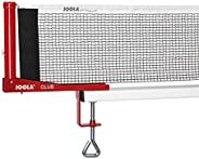 """JOOLA Club Competition Table Tennis Net and Post Set - Portable and Easy Setup 72"""" Regulation Size Ping"""